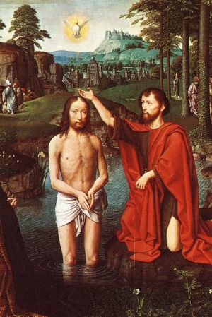 Taufe Des Herrn Das Ist Mein Geliebter Sohn St Antonius