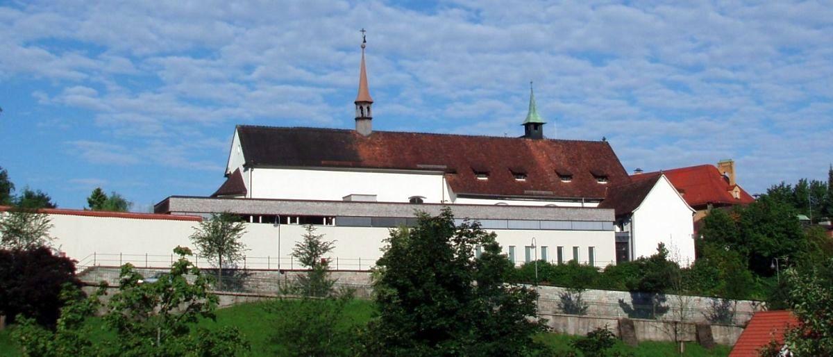 Permalink auf:Kapuzinerkloster in Bregenz