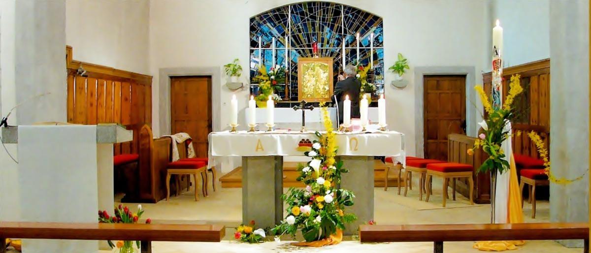 Permalink auf:St. Antonius Kirche – Osterzeit
