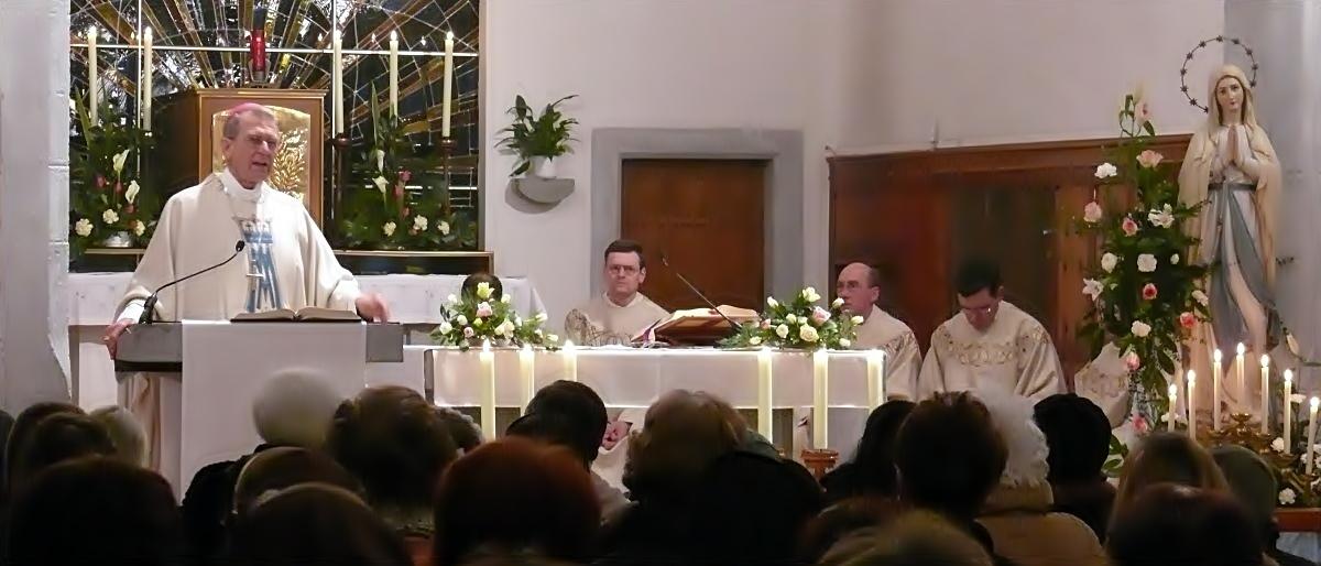 Permalink auf:Jährliche Lourdesfeier um den 11. Februar